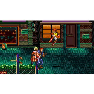 Street of Rage 2 (Sega)