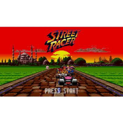 Street Racer (Sega) 3