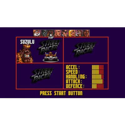 Street Racer (Sega) 4