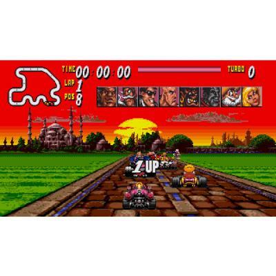 Street Racer (Sega) 9