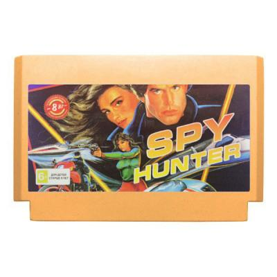 Super Spy Hunter (Dendy)