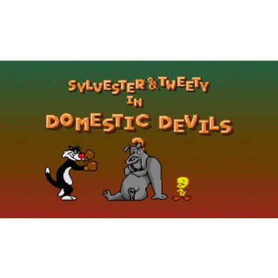Sylvester and Tweety: In Cagey Capers (SEGA)