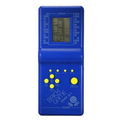 Тетрис 9999 игр, синий
