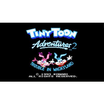 Tiny Toon Adventures 2 - Trouble in Wackyland (Dendy)