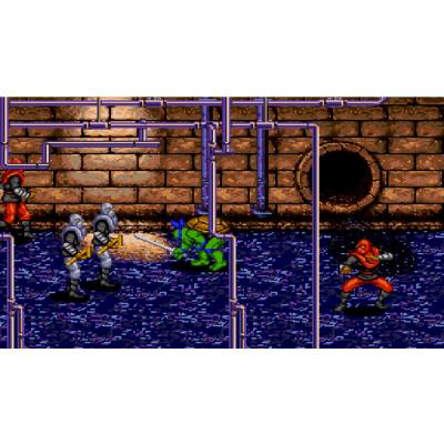Turtles: The Hyperstone Heist (Sega)