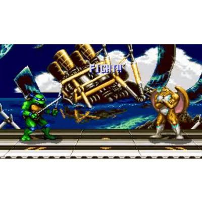 Turtles Tournament Fighters (Sega)