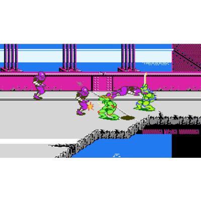 Черепашки-ниндзя 3 (Dendy)