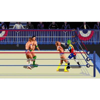 Wrestlemania (Sega)