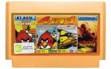 Angry Birds + Spiderman (Dendy)