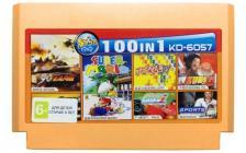 Марио, Танчики + 98 игр (Dendy)