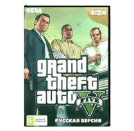 Grand Theft Auto V GTA (Sega)