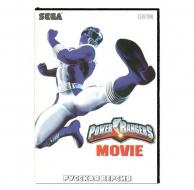 Mighty Morphin Power Rangers: The Movie (SEGA)