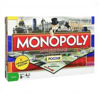 Монополия с городами России