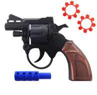 Револьвер-пугач с пистонами