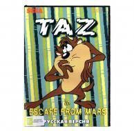 Taz Mania - Escape From Mars (Sega)