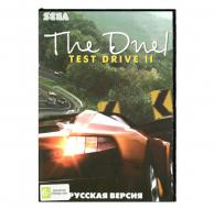 The Duel: Test Drive II (SEGA)