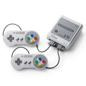 Комплектация Nintendo Classic Mini: SNES