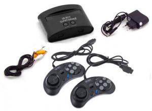 Sega Super Drive ''Earthworm Jim'' + 140 игр комплектация