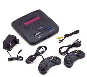 Sega Mega Drive 14 + 160 игр