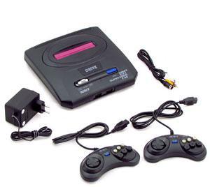 Sega Mega Drive 7