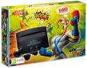 Sega Super Drive «Earthworm Jim» + 140 игр