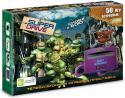 Sega Super Drive «Turtles» + 50 игр