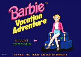 Barbie Vacation Adventure