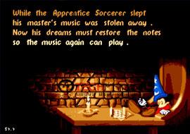 Mickey Mouse – Fantasia