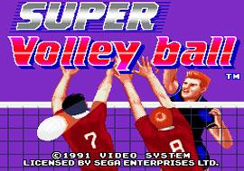 Super Volley Ball