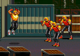 Street of Rage 3