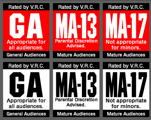 Videogame Rating Council