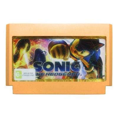 Sonic: The Hedgehog / Соник (Dendy)