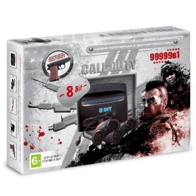 8 бит Call of Duty Ghost 99999 + пистолет