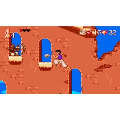 Аладдин 2 (Sega)