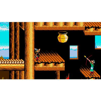 Asterix and The Power of The Gods (Sega)