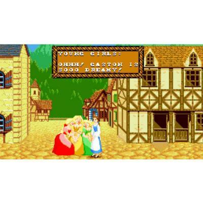 Beauty and the Beast - Belles Quest (Sega)