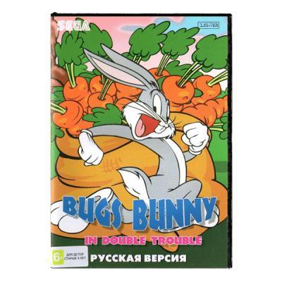 Bugs Bunny In Double Trouble (Sega)