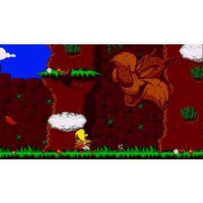 Cheeze Cat-Astrophe Starring Speedy Gonzales (SEGA)