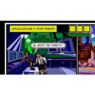 Comix Zone (Sega)