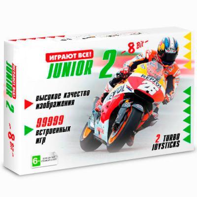 8 бит Junior 2 Classic 99999