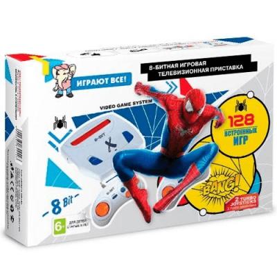 8 бит Spiderman + 128 игр
