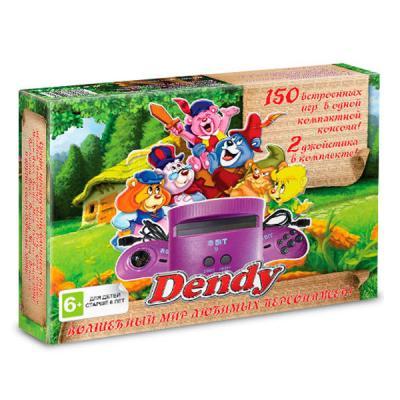 Dendy «Мишки Гамми» + 150 игр