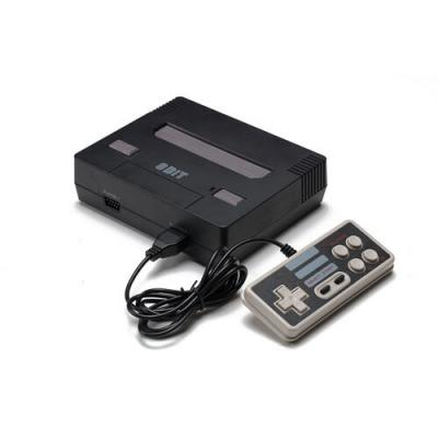 8 бит NES (Black) с пистолетом + 440 встроенных игр