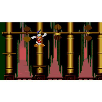 Donald Duck in Maui Mallard (Sega)