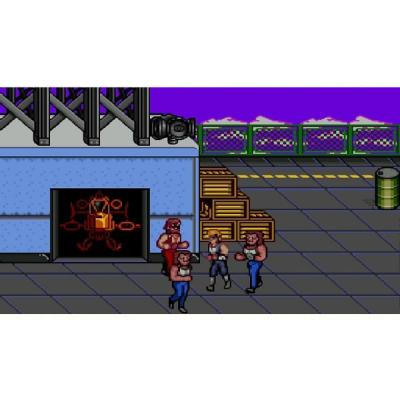 Double Dragon 2 (Sega) 8