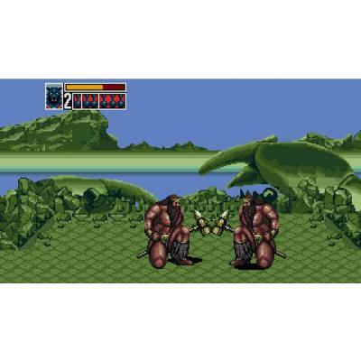Golden Axe 3 (Sega)