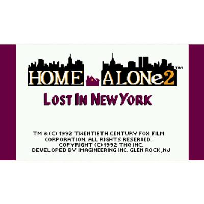 Home Alone 2: Lost in New York (Dendy)