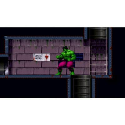 Incredible Hulk (SEGA)