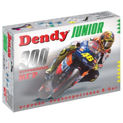 Dendy Junior 300 игр
