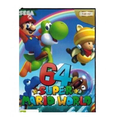 Марио World 64